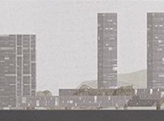 Residuo residencial en Barcelona