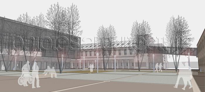 Rehabilitación Convento de San Francisco Ourense