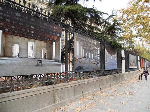 Obras Museo Arqueológico Nacional