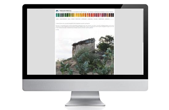 <!--:es-->Página web para la asociación Palomares Ibéricos<!--:-->